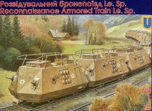 Tren Blindado Aleman - Ref.: UMMM-72261