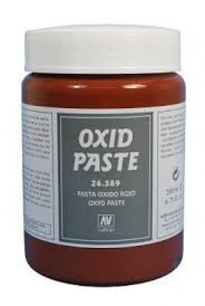Pasta Oxido Rojo - Ref.: VALL-26589