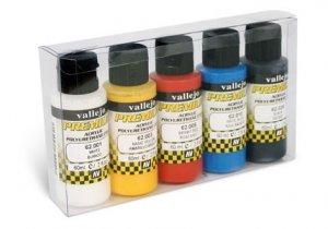 Colores Basicos Polyuretano  (Vista 1)
