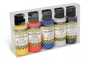 Colores Metálicos  (Vista 1)