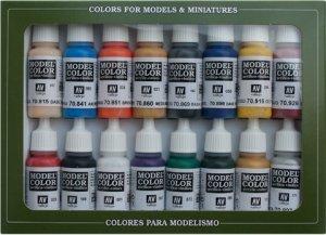 Colores Napoleonicos - Ref.: VALL-70110