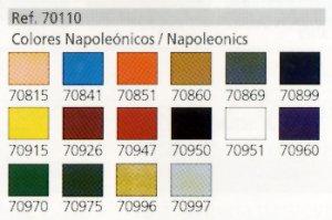 Colores Napoleonicos  (Vista 2)