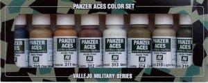 Pinturas Panzer Aces, Set 2  (Vista 1)