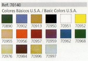 Colores Basicos U.S.A.  (Vista 2)