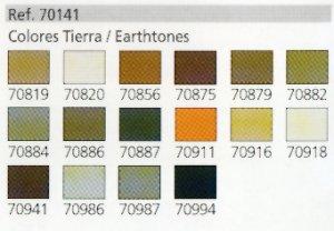 Colores tierra acrilics paintings - Colores tierra para interiores ...