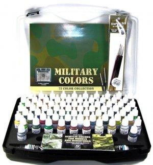 Maletin Model Color Colores militares  (Vista 2)