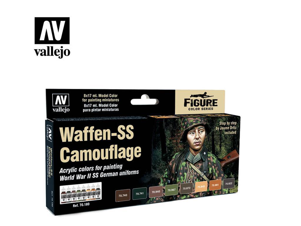 Waffen-SS Camuflaje - Ref.: VALL-70180