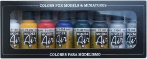 Colores Basicos  (Vista 1)