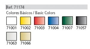 Colores Basicos  (Vista 2)