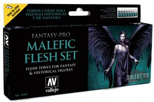 Malefic Flesh Set  (Vista 1)