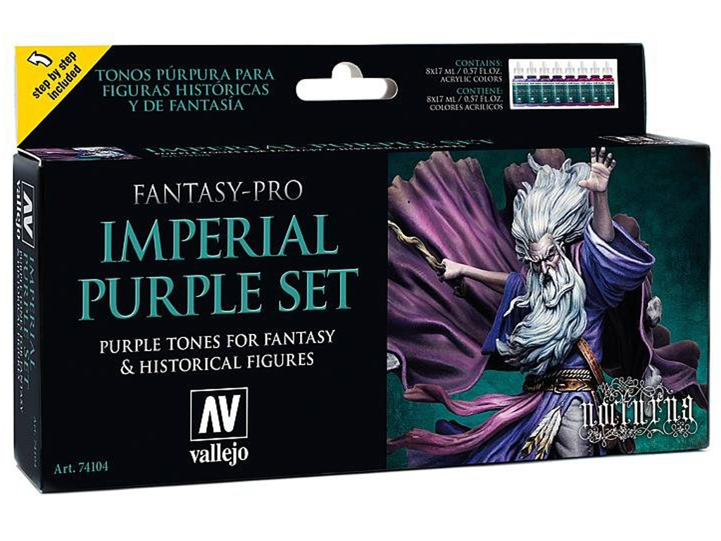 Imperial Purple  (Vista 1)