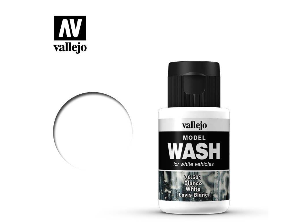 Model Wash Blanco  (Vista 1)