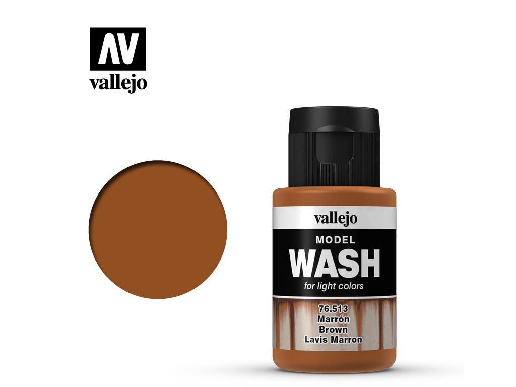 Model Wash Marron  (Vista 1)
