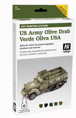 Verde Oliva USA  (Vista 1)