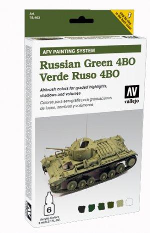 Verde Ruso 4BO  (Vista 1)