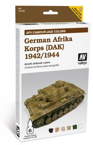 Afrika Korps Aleman 1942-1944  (Vista 1)