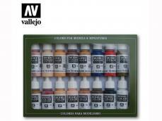 Colores piel - Ref.: VALL-70125