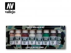 Piel, Blanco y Splinter Camuflaje - Ref.: VALL-70129