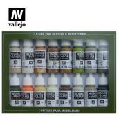 Colores Tierra - Ref.: VALL-70141