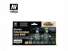 German Fallschirmjäger Early - Ref.: VALL-70185