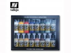 Colores basicos - Ref.: VALL-71178