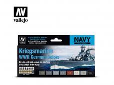 Colores alemanes Kriegsmarine WWII - Ref.: VALL-71615