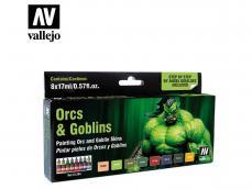 Orcos y Goblins - Ref.: VALL-72304
