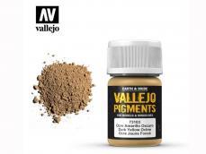 Ocre Amarillo Oscuro - Ref.: VALL-73103