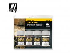 Polvo y Suciedad - Ref.: VALL-73190