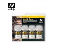 Barro y Arena - Ref.: VALL-73191