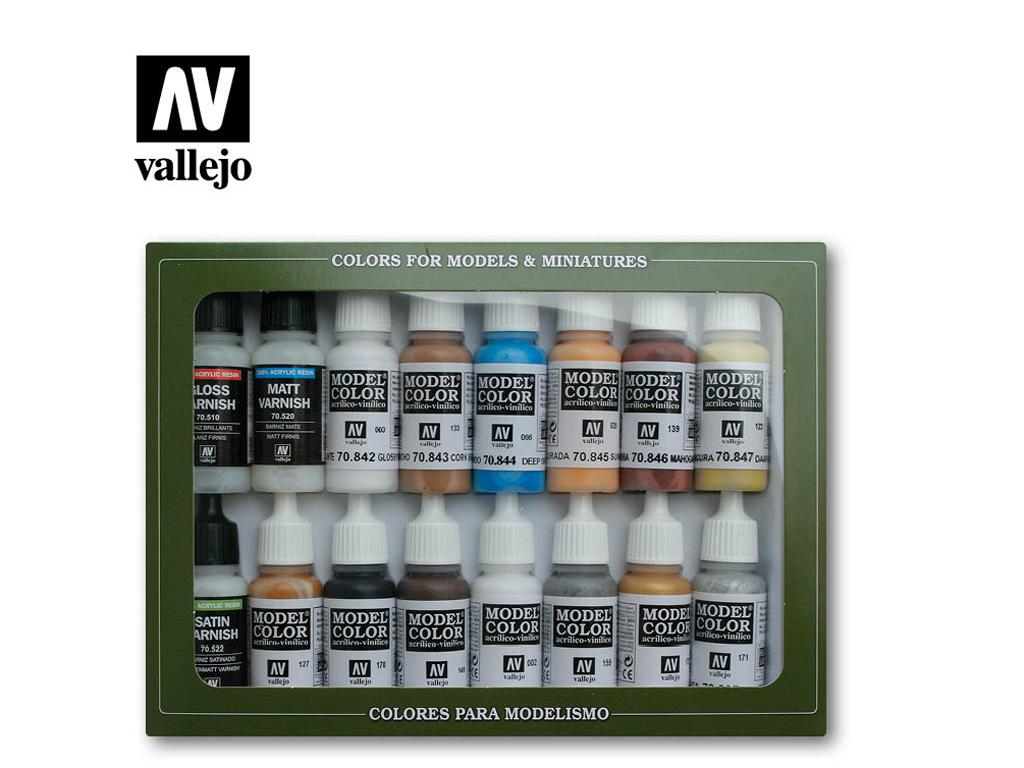 Folkstone Specialist 16 Colores (Vista 1)