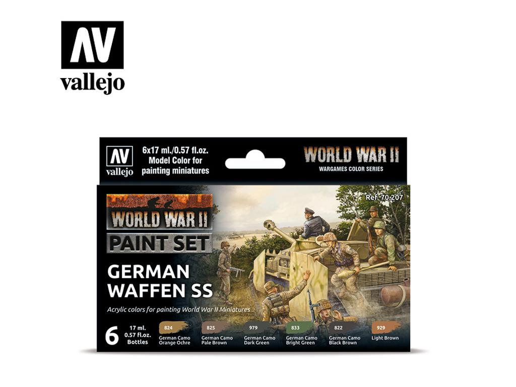 German Waffen SS (Vista 1)