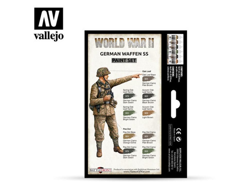 German Waffen SS (Vista 2)