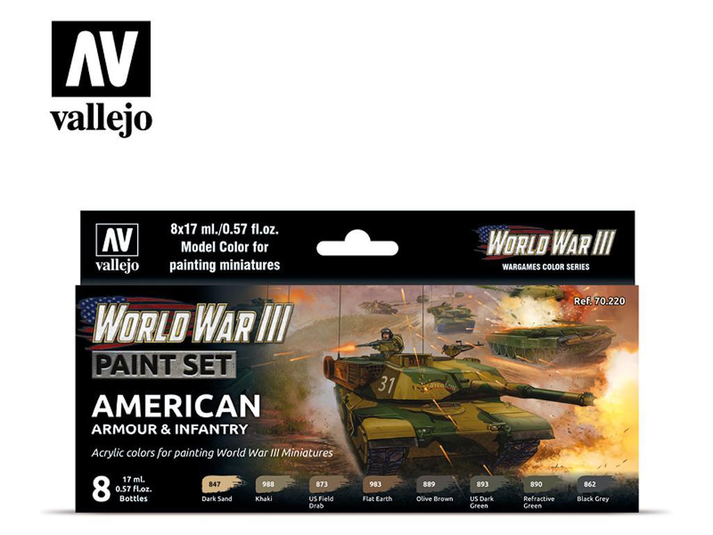 American Armour & Infantry (Vista 1)