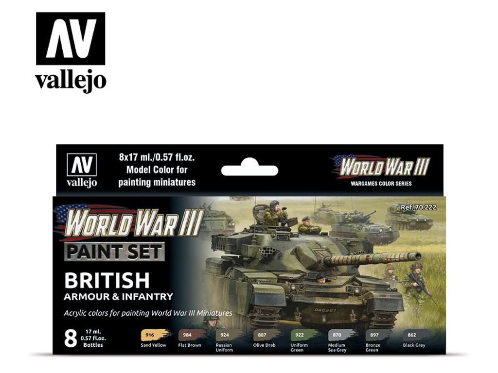 British Armour & Infantry (Vista 1)