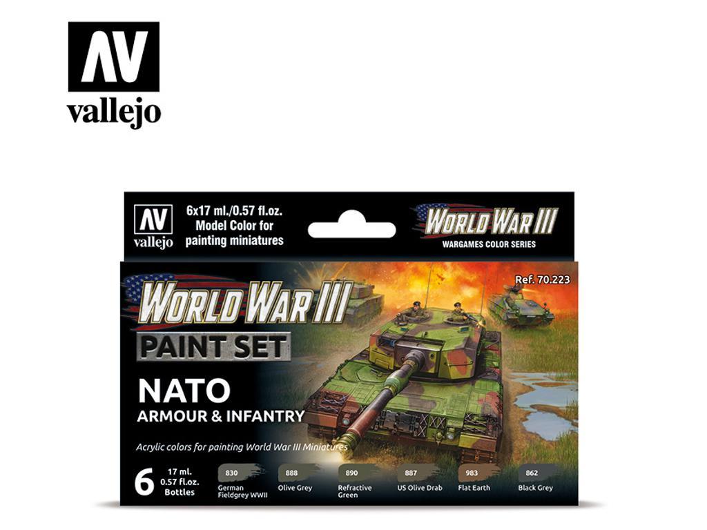 NATO Armour & Infantry (Vista 1)