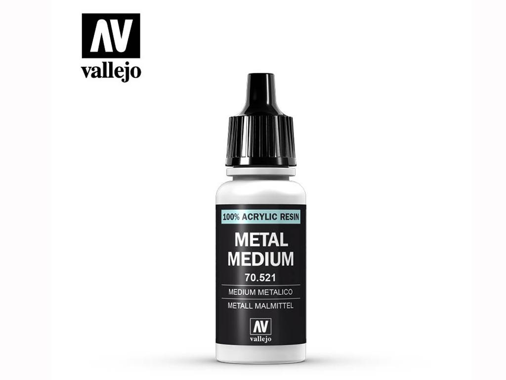 Medium Metalico (Vista 1)