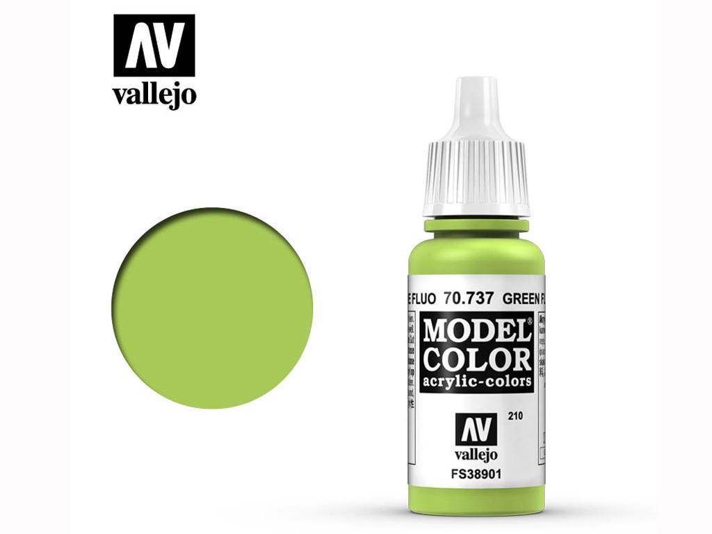 Verde fluorescente (Vista 1)