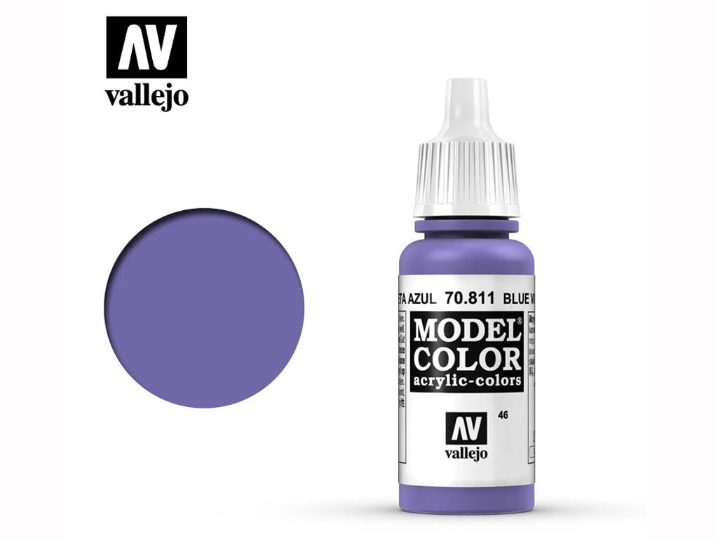 Violeta Azul (Vista 1)