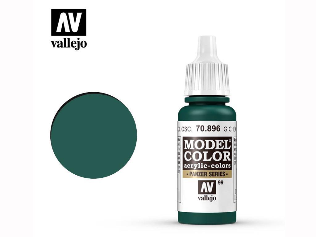 Camuflaje Verde Extra Oscuro (Vista 1)