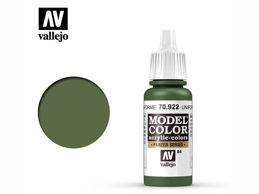 Verde Uniforme (Vista 1)