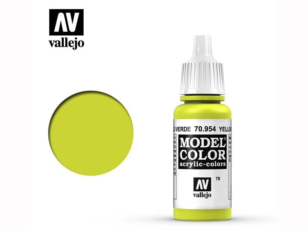 Amarillo Verde (Vista 1)