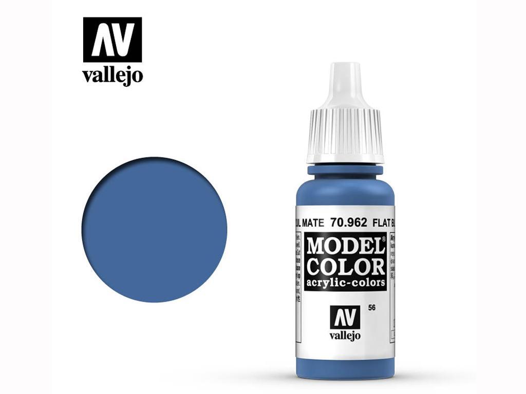 Azul Mate (Vista 1)