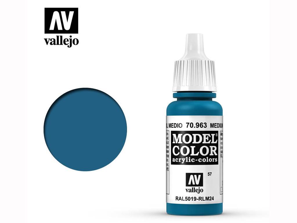 Azul Medio (Vista 1)