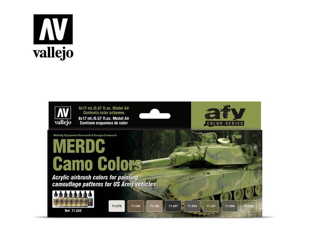 MERDC Camo Colors (Vista 1)
