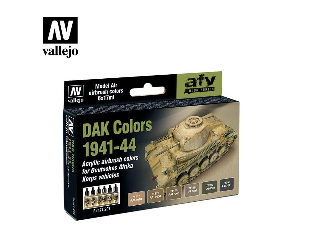 DAK Colores 1941-1944 (Vista 1)