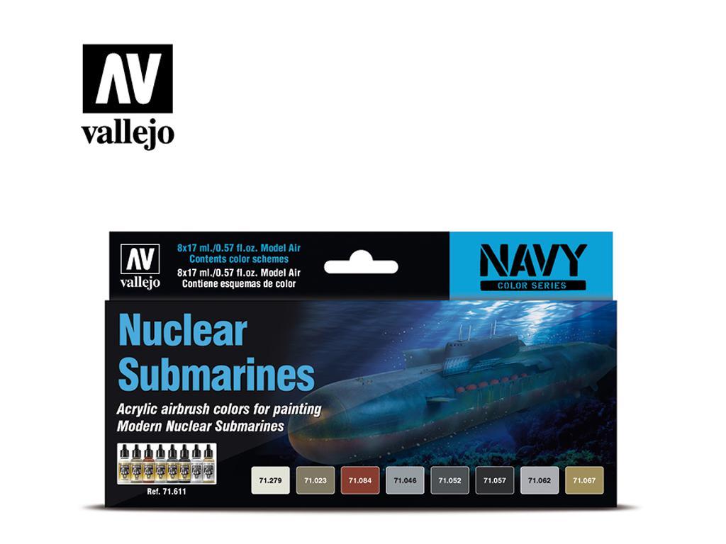 Submarinos nucleares (Vista 1)