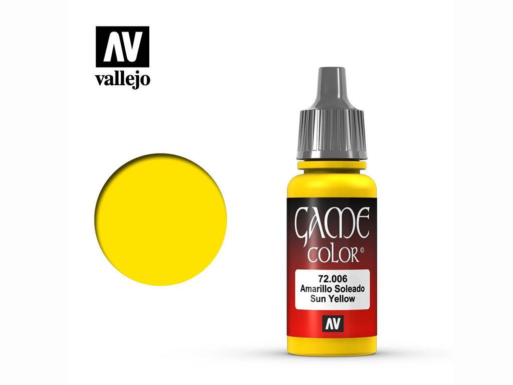 Amarillo Soleado (Vista 1)