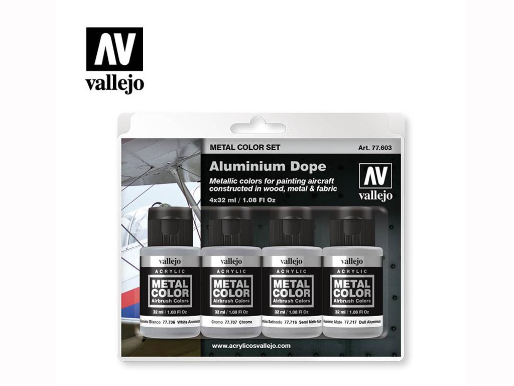 Aluminium Dope (Vista 1)
