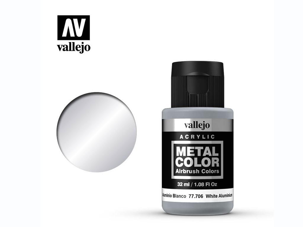 Aluminio Blanco (Vista 1)